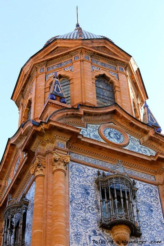 SEVILLA - Antigua Plaza del Pan