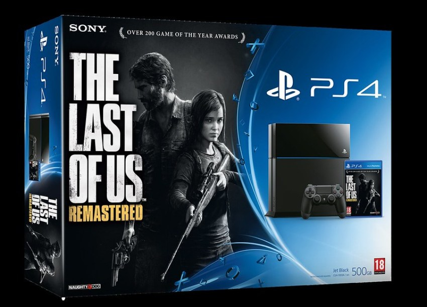 The Last of Us Remastered PS4 Bundle Revealed 1