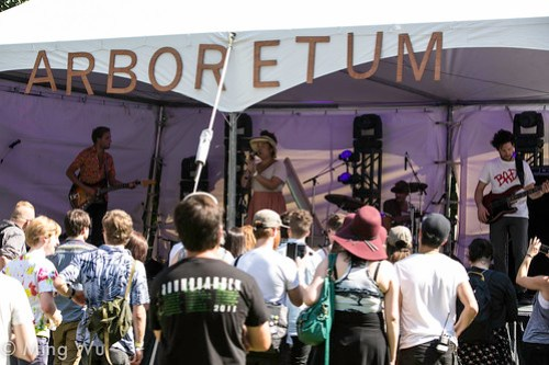 Weaves @ Arboretum Festival
