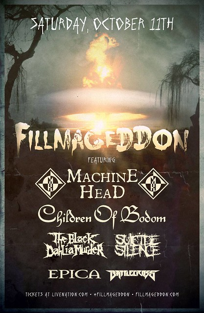Fillmageddon at the Fillmore Silver Spring