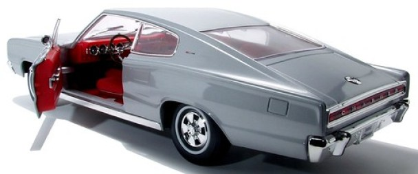 24 YatMing Dodge Charger 1966