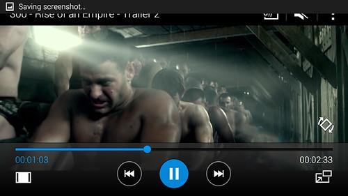 เปิดคลิป 1080p บน Samsung Galaxy Mega 2