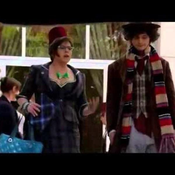 Criminal Minds meets Doctor Who