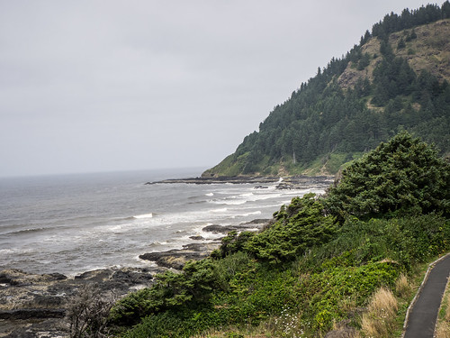 Oregon Coastline from Cook's Chasm
