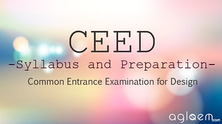 CEED Syllabus and Preparation for CEED Exam