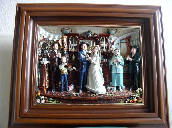 Jewish Wedding Irina Antonova Art