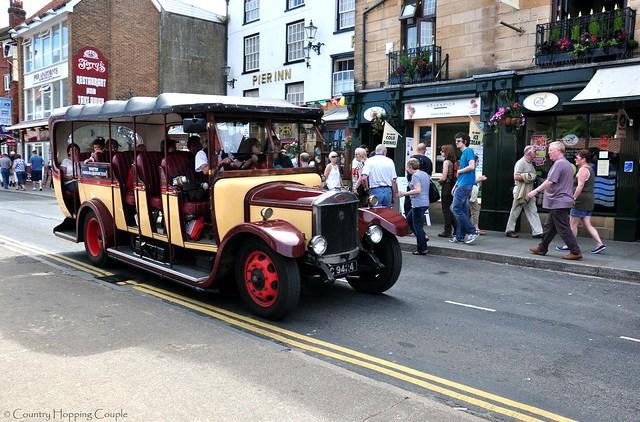 Tour the Whitby vintage van