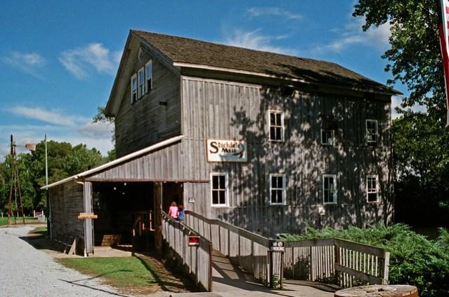 Stockdale Mill