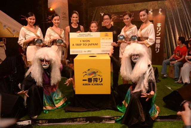 66 Kirin Ichiban Glamping Night 2014