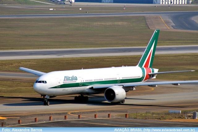 , Smiles inicia a emissão de passagens Alitalia com milhas, Portal Aviação Brasil