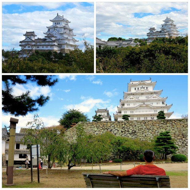 Castillo Himeji, Japon