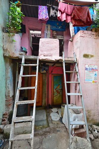 India - Maharashtra - Mumbai - Dharavi Slum - 5