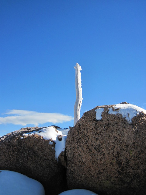 Picture from Bison Mountain, Colorado