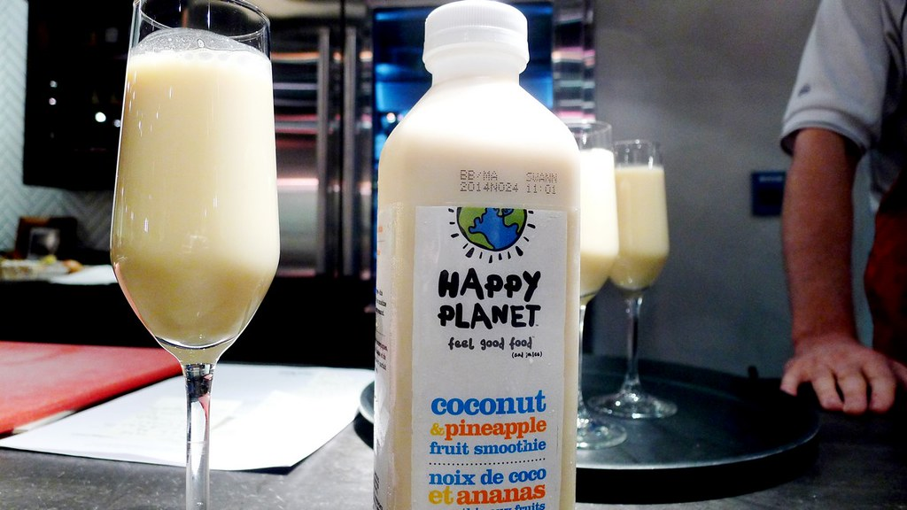 Happy Planet Dirty Apron Soup Launch Event
