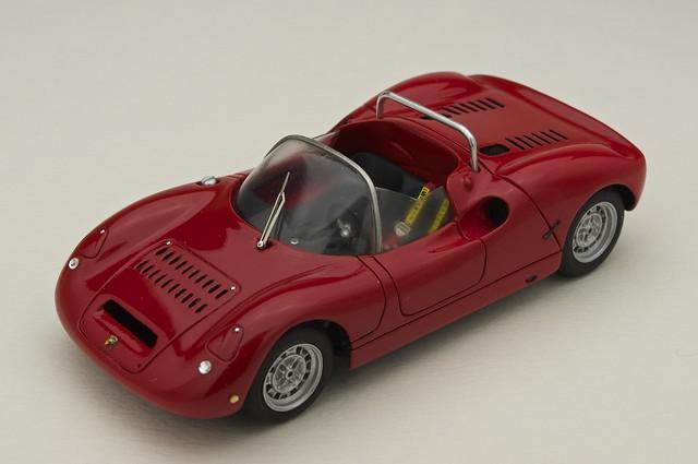 Fiat Abarth 1000 SP  1968