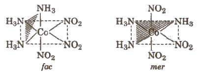 CBSE Class 12 Chemistry Notes : Coordination Compounds