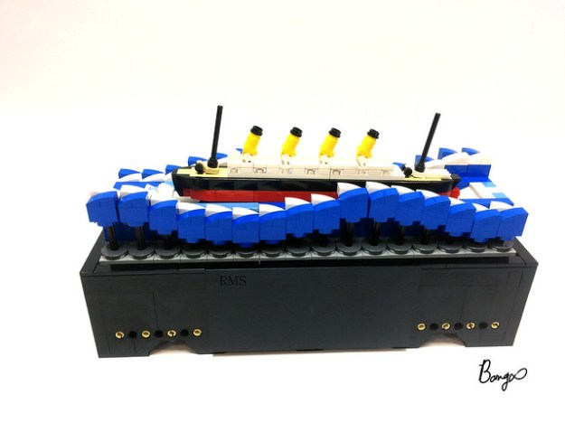 LEGO MOC Titanic Automaton