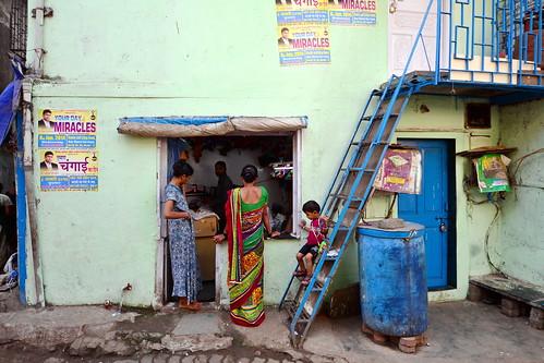 India - Maharashtra - Mumbai - Dharavi - Shop - 2