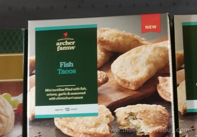 Archer Farms Fish Tacos