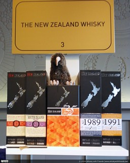 The New Zealand Whisky