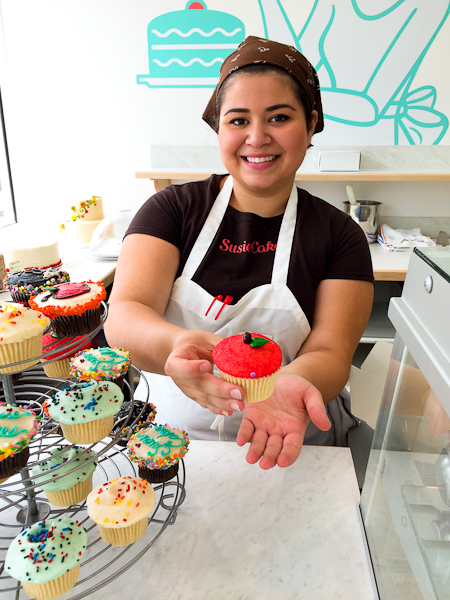 Susie Cakes Bakery