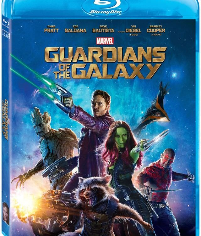 Guardians Of The Galaxy Blu-Ray & DVD Includes Exclusive Look At Avengers: Age Of Ultron 2