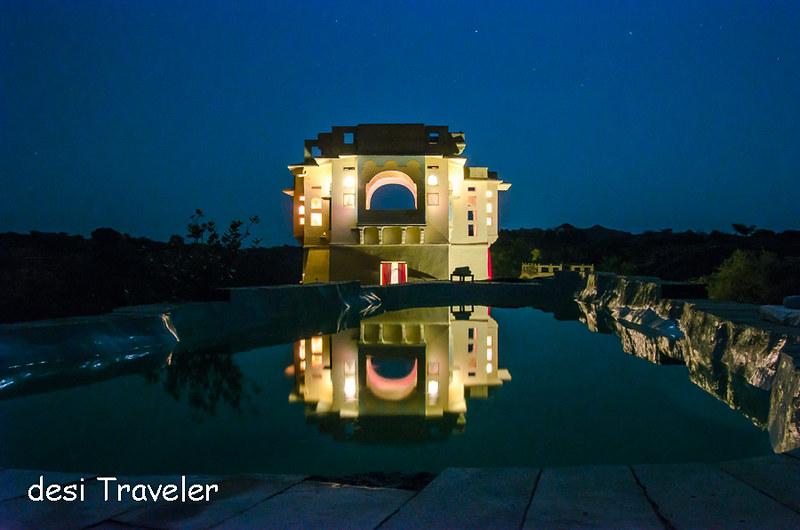 Lakshman Sagar Luxury Heritage Hotel Rajasthan