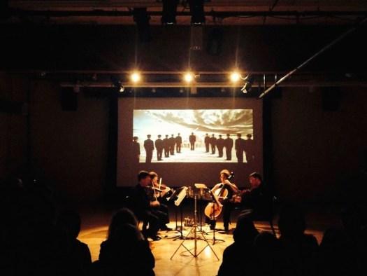 Third Angle String Quartet Plays Philip Glass
