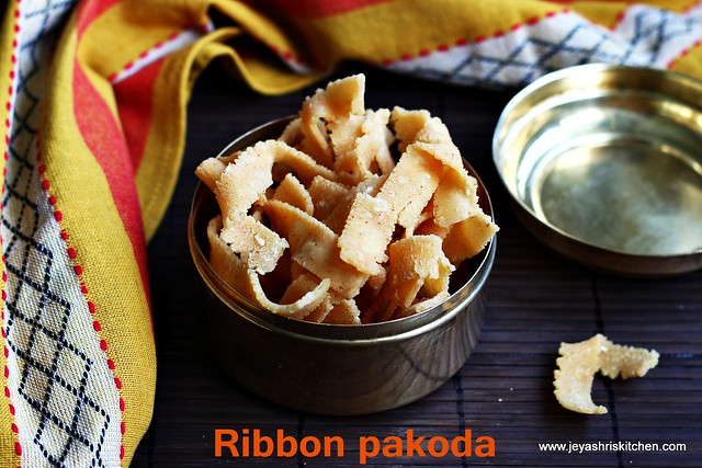 Ribbon-pakoda