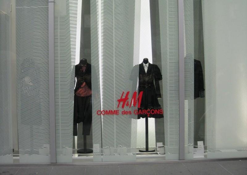 H&M for Comme des Garçons