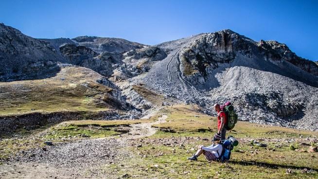 Appena scesi dal Monte Thabor