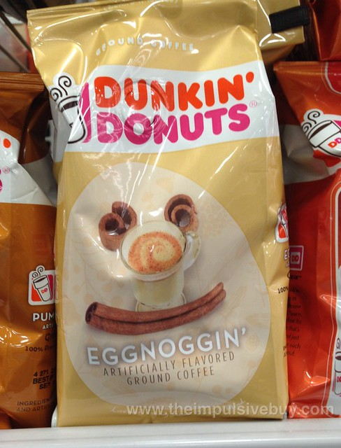 Dunkin' Donuts Eggnoggin' Ground Coffee