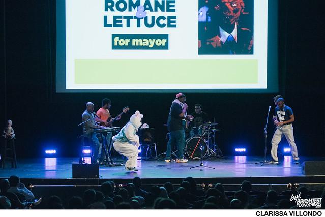 Romaine & Lettuce