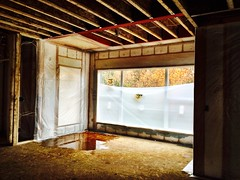 Insulation, leaks, and roof-patches: oh my.