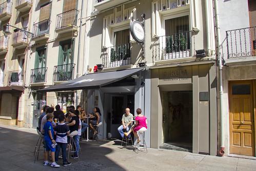 Bar del hotel Europa, Pamplona