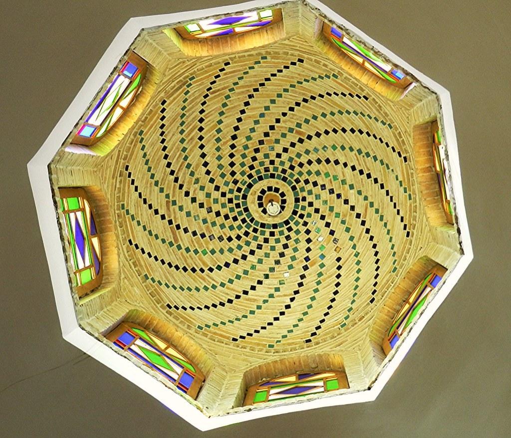 Cupula Yazd Irán 18