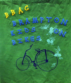 2014 07 Brampton Kids on Bikes sign_300