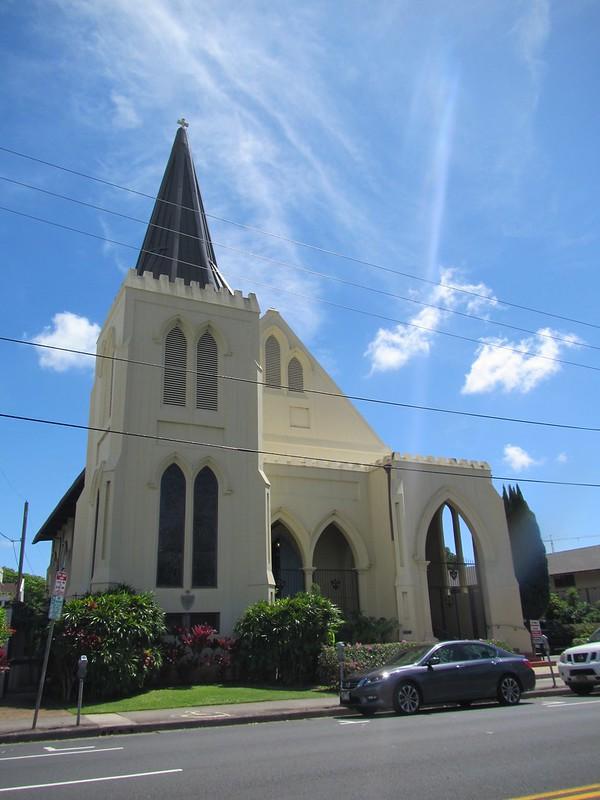 Picture of Church In Honolulu