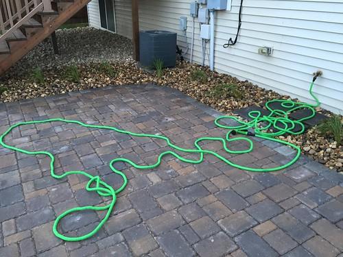 75 ft expandable hose