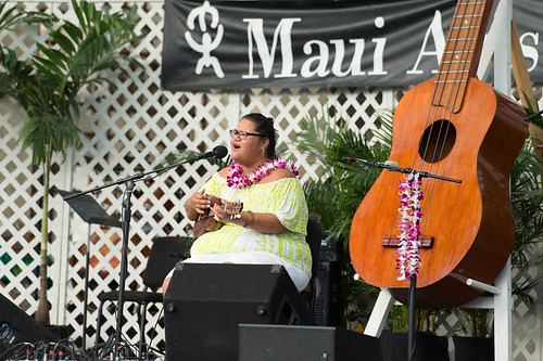 The 9th Annual Maui Ukulele Festival