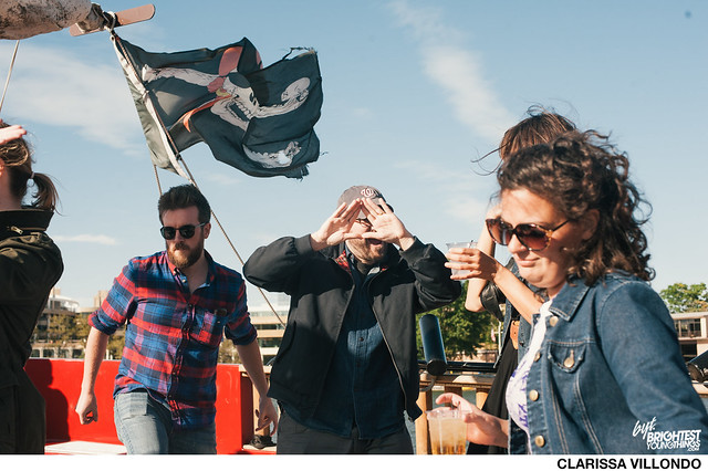 10/04/14 Bentzen Ball Pirate Ship Cruise