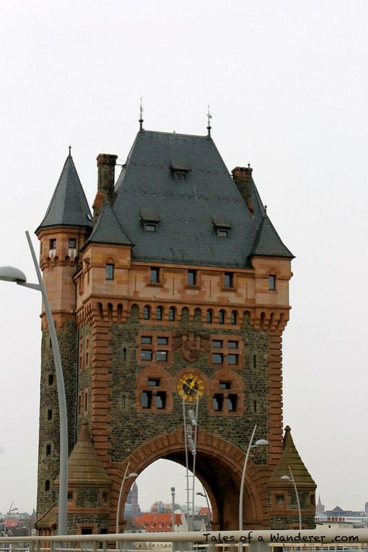WORMS - Nibelungenbrücke