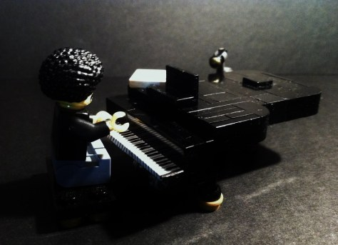 JAZZBRICKS: Cool Cats, Places and Things!