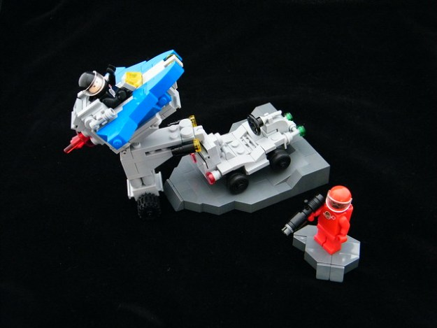 Star Patrol Launcher