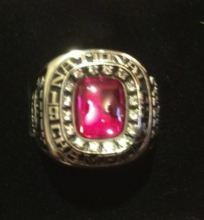 1962 Ole Miss Football Team gets National Title Rings