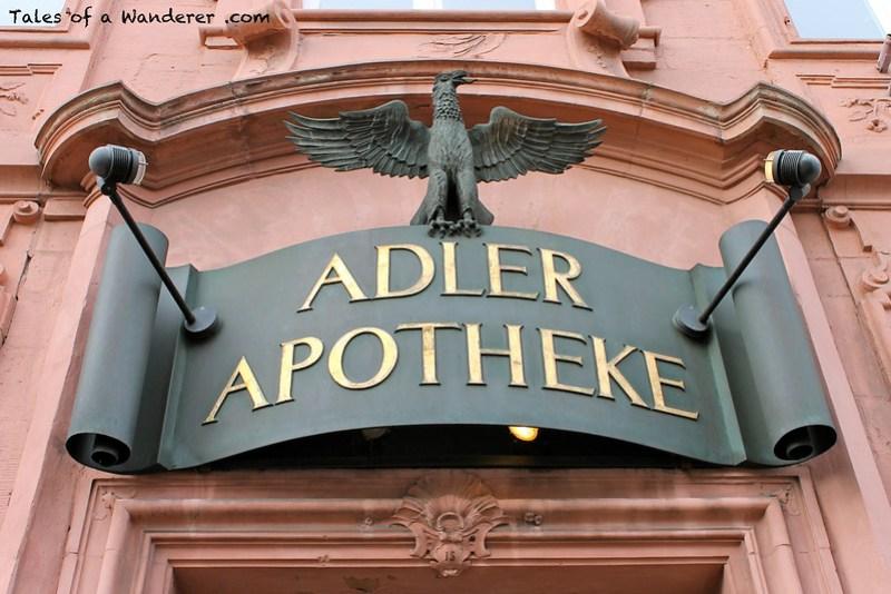 WORMS - Adler Apotheke