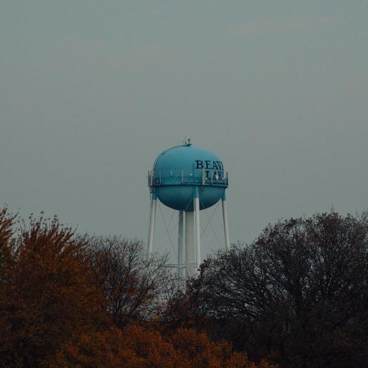 Beaver Lake water tower