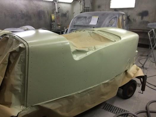 Alvis TA21 special in de epoxy