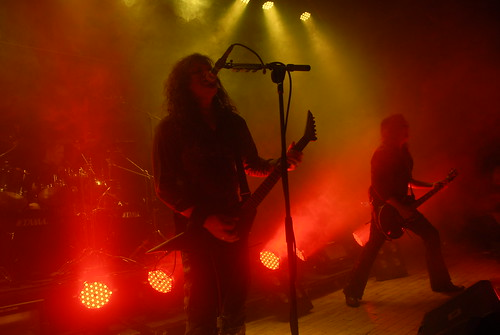Kreator at the Baltimore SoundStage
