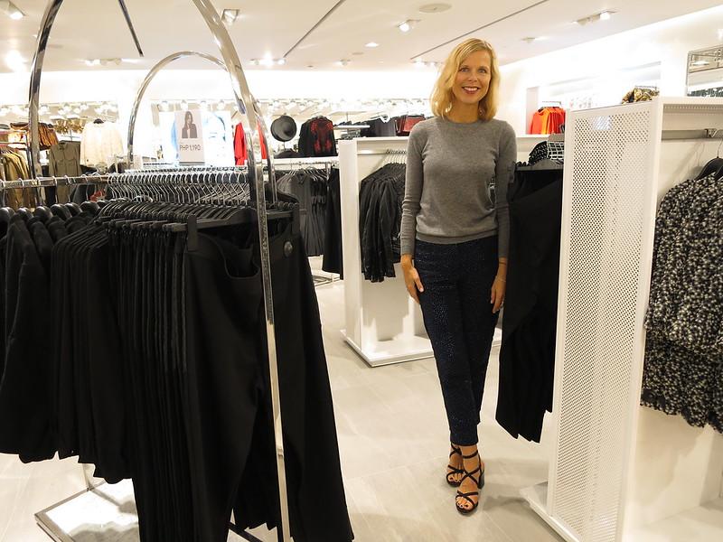 Catarina Midby of H&M